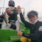 SLJでいっぱい釣れました✌️